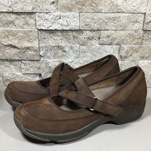 Dansko Kiki Mary Jane Clog Shoes 41 10.5-11